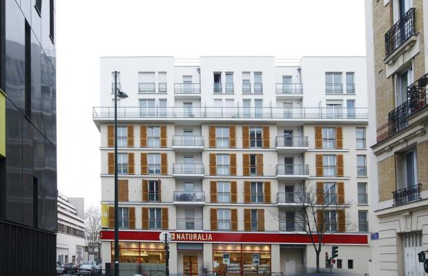 фото Appart'City Paris Clichy-Mairie изображение №22