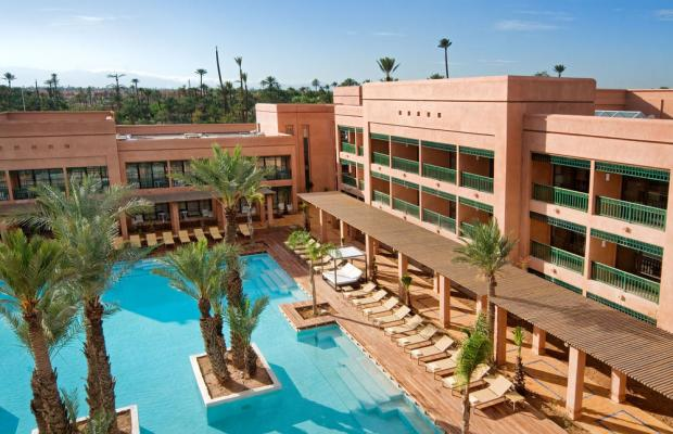 фотографии отеля Du Golf (ex. Holiday Inn Marrakech - Hotel Du Golf) изображение №19