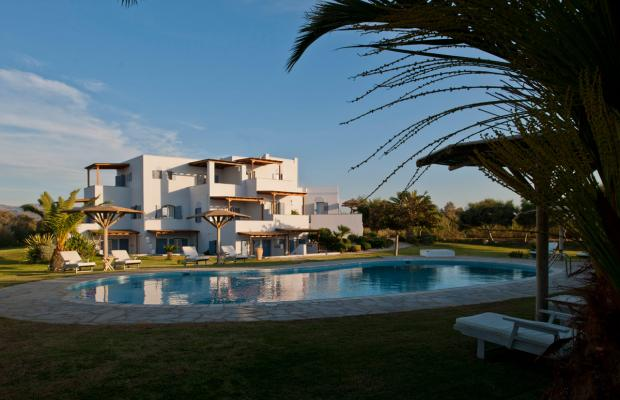 фотографии отеля Ammos Naxos Exclusive Apartments & Studios изображение №23