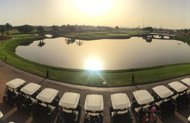 фото отеля The Address Montgomerie Dubai изображение №29