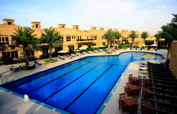фото отеля Al Hamra Village Golf & Beach Resort (ex. Golf Village Resort) изображение №1