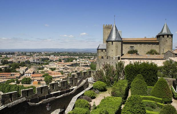 фото отеля Hotel de la Cite Carcassonne - MGallery Collection изображение №1