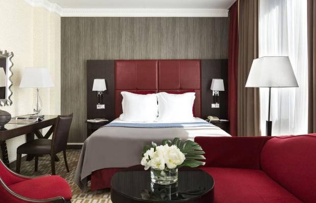фото Crowne Plaza Paris Republique (ex.Holiday Inn) изображение №26