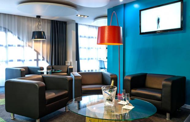 фото Ibis Styles Reims Centre (ex. Express by Holiday Inn Reims) изображение №6