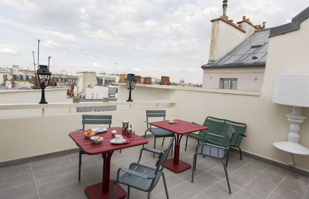 фото MARAIS HOme (ex. Aquarelle Hotel Paris) изображение №26