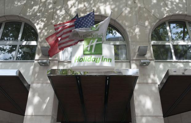 фотографии Holiday Inn Paris Gare Montparnasse (ex. Holiday Inn Paris Montparnasse-Avenue du Maine) изображение №32