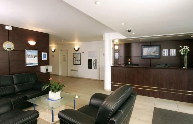 фото Comfort Suites Le-Port-Marly Paris Ouest (ex. Appart'City Le Port-Marly) изображение №30