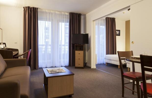 фото Comfort Suites Le-Port-Marly Paris Ouest (ex. Appart'City Le Port-Marly) изображение №22
