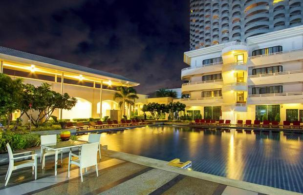 фото D Varee Jomtien Beach (ex.Furama Jomtien Beach; Nusa Playa Hotel & SPA) изображение №54