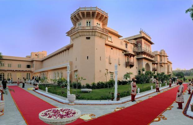 фотографии Chomu Palace - Dangayach Hotels Jaipur изображение №20