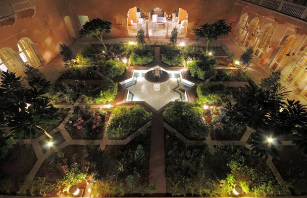 фото Chomu Palace - Dangayach Hotels Jaipur изображение №14