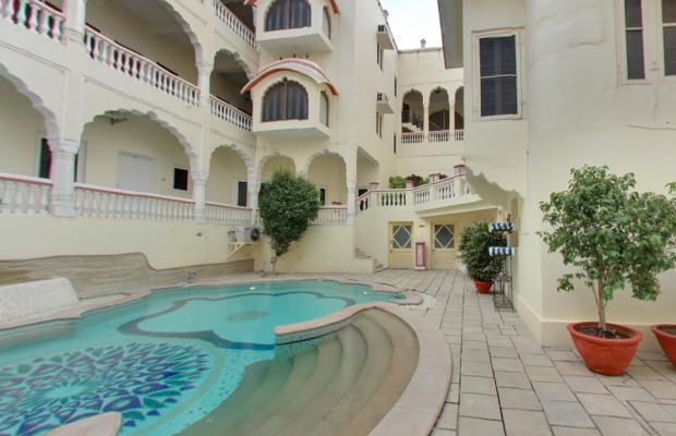 фотографии отеля Mandawa Haveli изображение №3