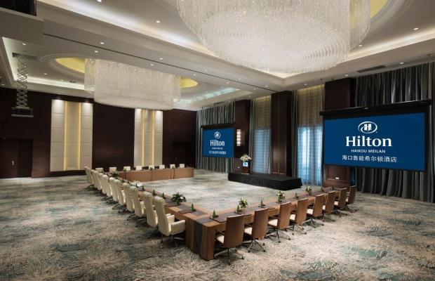 фотографии отеля Hilton Haikou Meilan изображение №11