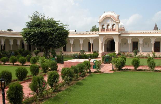фотографии отеля Amar Mahal Orchha изображение №19