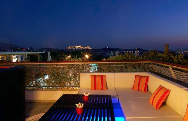 фото Hotel Novotel Athens изображение №26