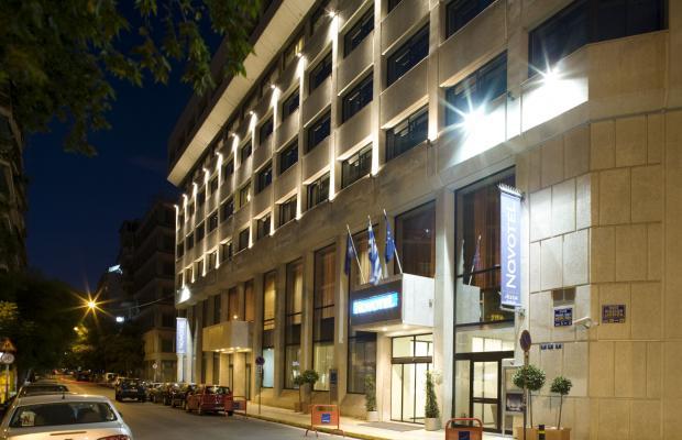фотографии отеля Hotel Novotel Athens изображение №3