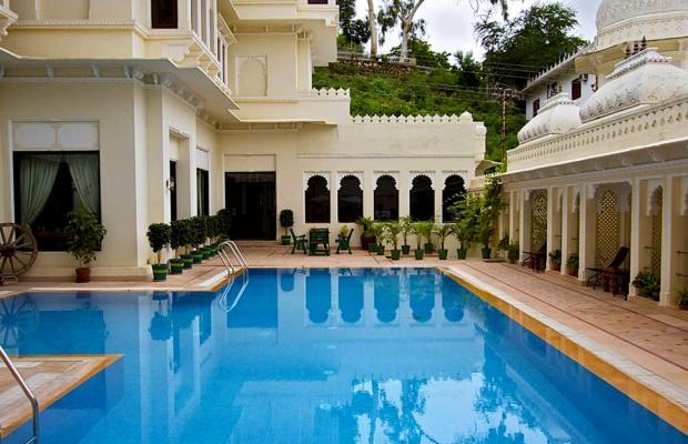 фотографии отеля Swaroop Vilas изображение №11