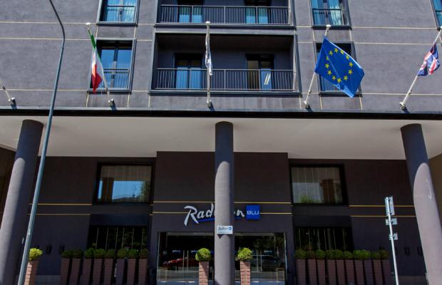 фото Radisson Blu Hotel (ех. The Chedi) изображение №2