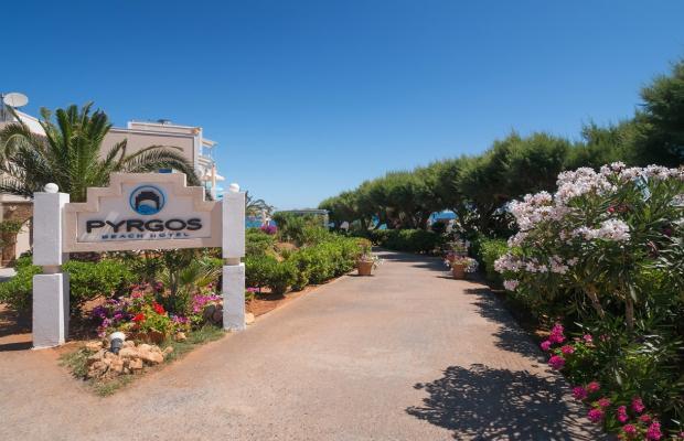 фотографии отеля Pyrgos Beach изображение №31