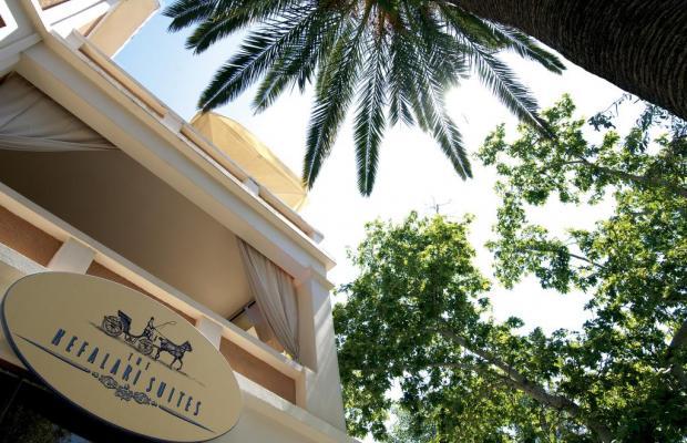 фото YES Hotels The Kefalari Suites изображение №14