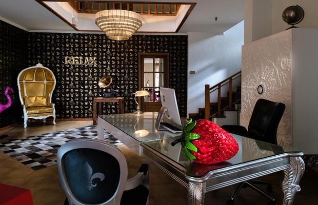 фотографии отеля A For Art Design Hotel изображение №3
