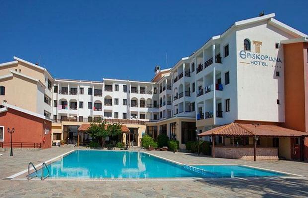 фотографии Episkopiana Hotel & Sport Resort изображение №12