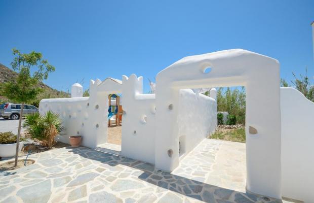 фотографии отеля Orkos Beach изображение №11