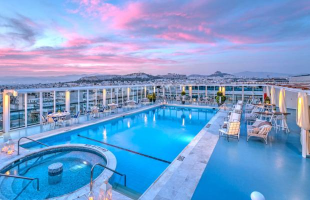 фото отеля Athens Ledra Hotel (ex. Athens Ledra Marriott) изображение №1