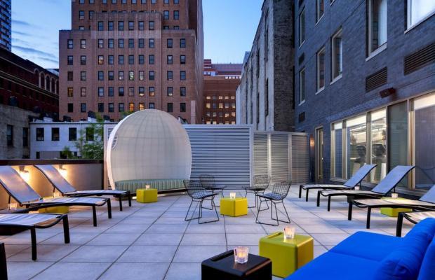 фотографии отеля Aloft New York Brooklyn изображение №7