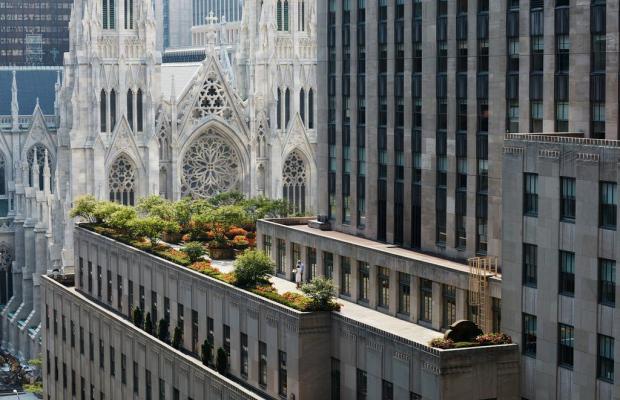 фотографии отеля Club Quarters Hotel Opposite Rockefeller Center изображение №3