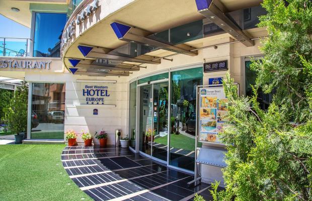 фото отеля Best Western Hotel Europe изображение №37