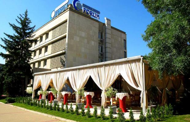 фото отеля  Hotel Forum (ex. Central Forum)  изображение №1