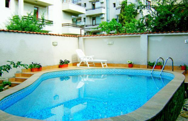 фото отеля Villa Diana (ex. Oasis) изображение №1
