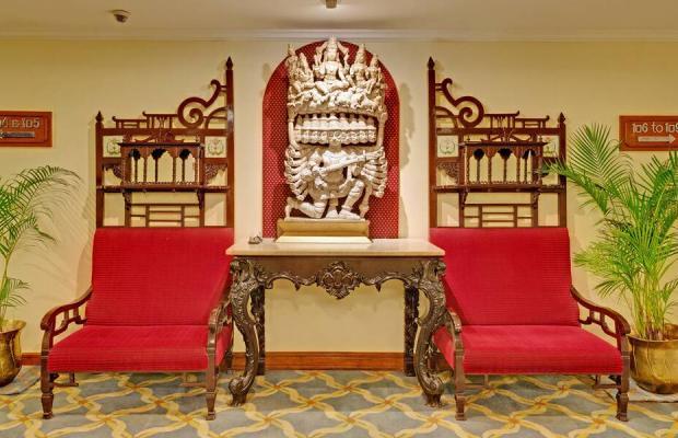 фото отеля Ambassador Pallava изображение №9