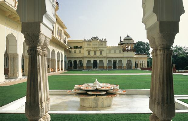 фотографии Taj Rambagh Palace (ex. Ram Bagh Palace) изображение №48