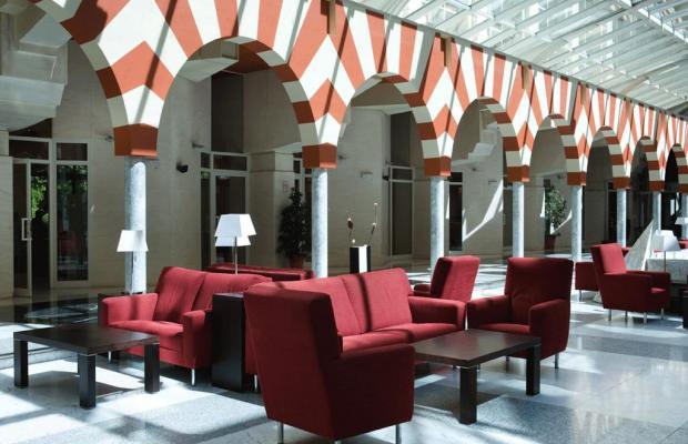 фотографии отеля Silken Al Andalus Palace изображение №23