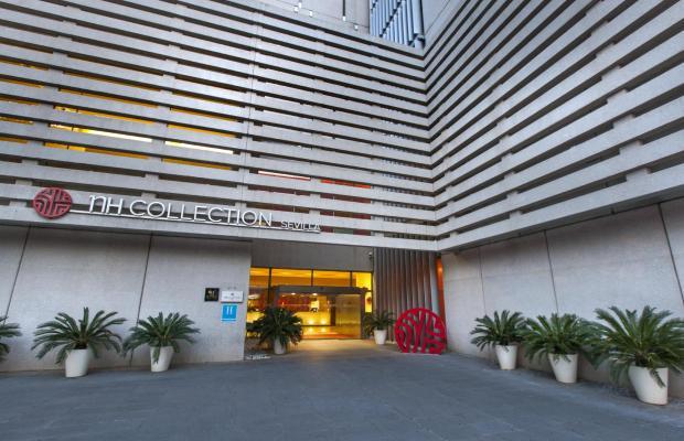фото NH Collection Sevilla (ex. NH Central Convenciones) изображение №42