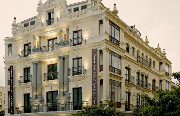 фото отеля Petit Palace Canalejas изображение №1