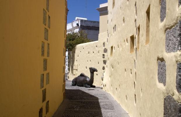 фотографии отеля Hotel Rural Casa de los Camellos изображение №3
