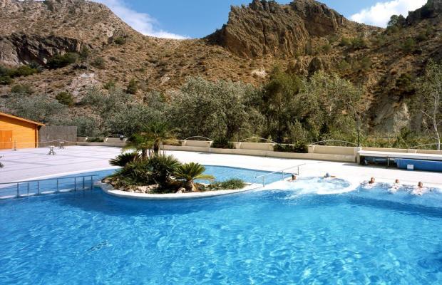 фотографии отеля Leon Balneario de Archena изображение №15
