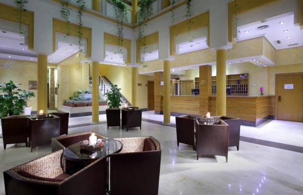 фото отеля Eurostars Regina изображение №25