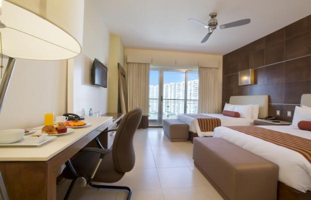 фото отеля Krystal Urban Cancun (ex. B2b Malecon Plaza Hotel & Convention Center) изображение №9