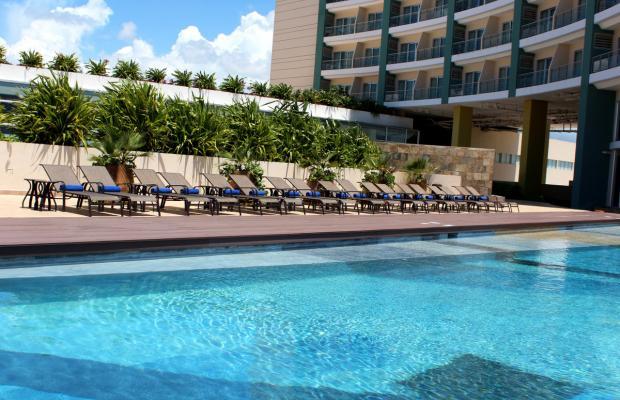 фото отеля Krystal Urban Cancun (ex. B2b Malecon Plaza Hotel & Convention Center) изображение №1