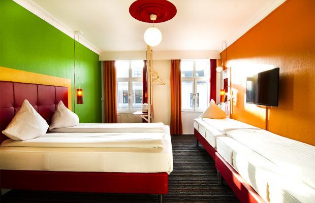 фотографии отеля Annex Copenhagen (ex. Absalon Annex)  изображение №15