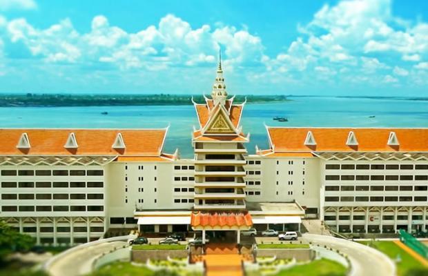 фотографии Cambodiana Hotel изображение №16
