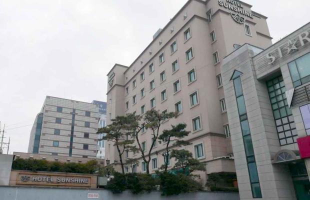 фотографии отеля Sunshine Hotel Seoul изображение №7
