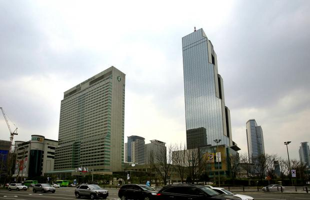 фото Grand InterContinental Seoul Parnas изображение №2