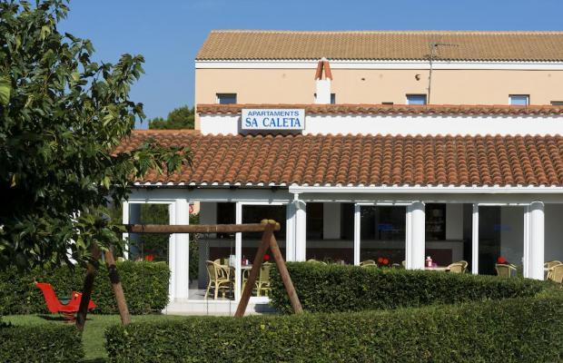фотографии отеля Apartments Sa Caleta изображение №3