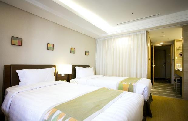 фото Best Western Premier Seoul Garden Hotel (ex. Holiday Inn Seoul; The Seoul Garden Hotel) изображение №54