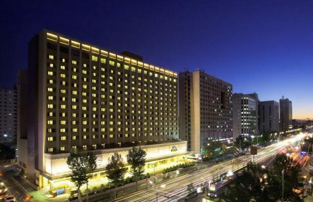 фото отеля Best Western Premier Seoul Garden Hotel (ex. Holiday Inn Seoul; The Seoul Garden Hotel) изображение №37
